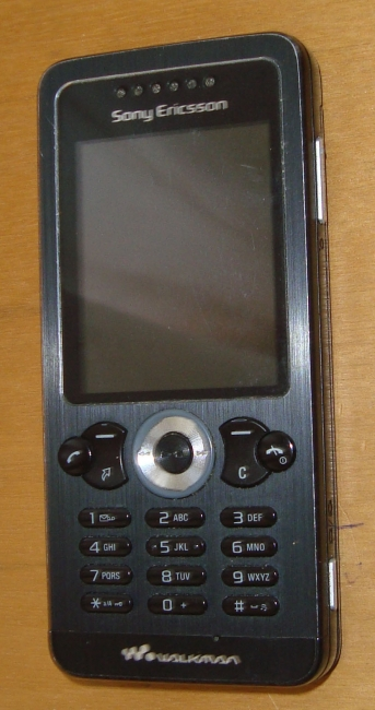 Κινητό sony ericsson walkman